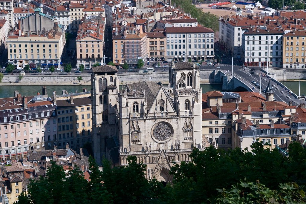 Lyon Pentecôte 2008