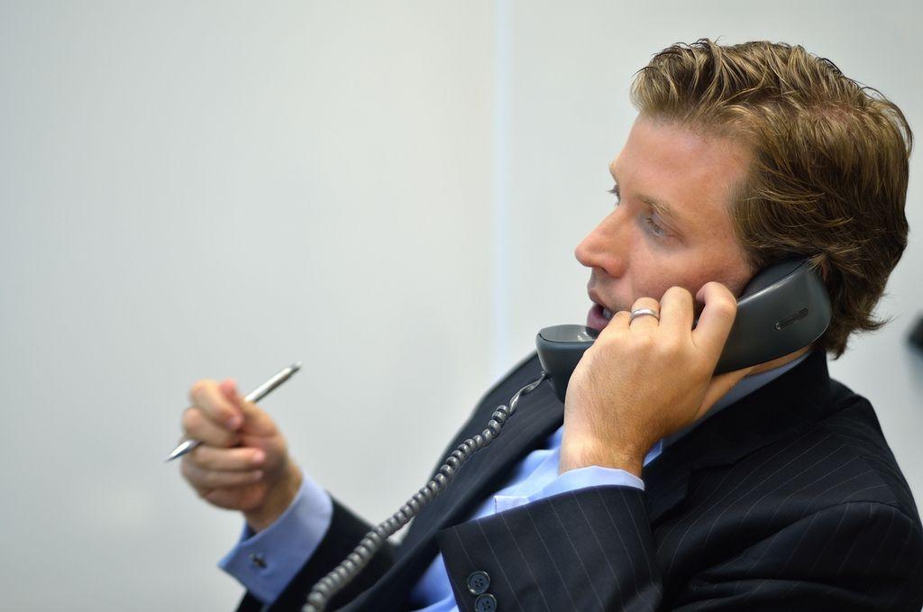 Entrevista telefónica