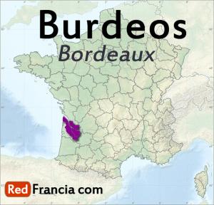 Región vinícola Burdeos - RedFrancia.com