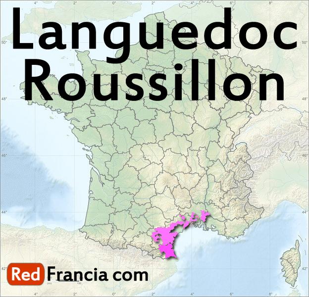 Región vinícola Languedoc-Roussillon - RedFrancia
