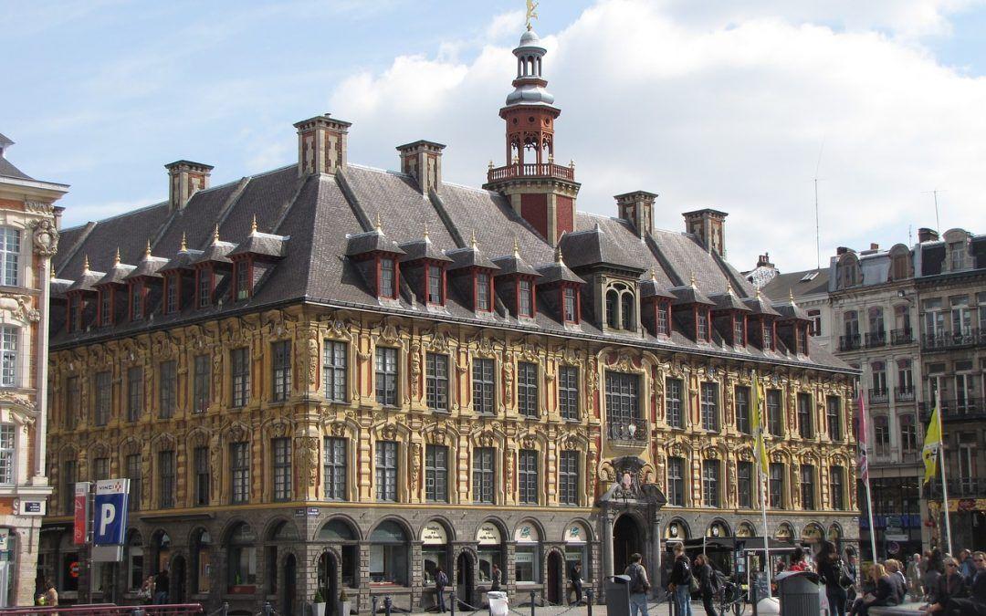 Estudiar francés en Lille