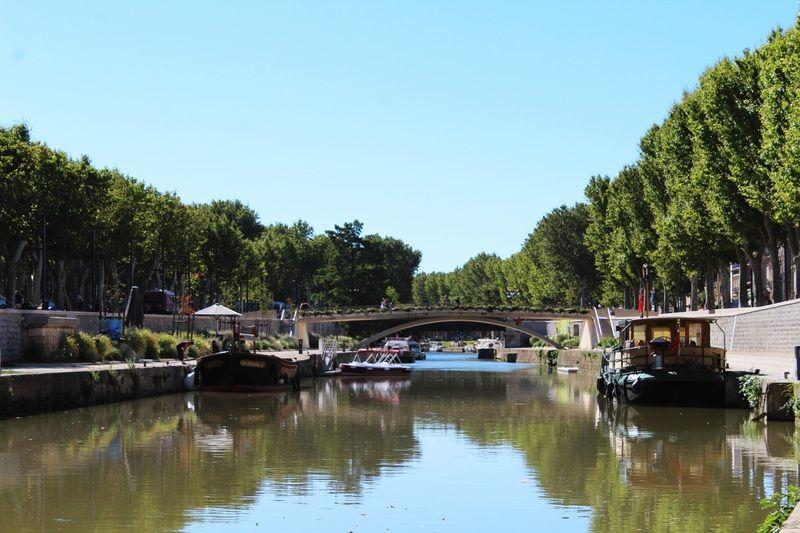 Turismo Francia Canal du Midi