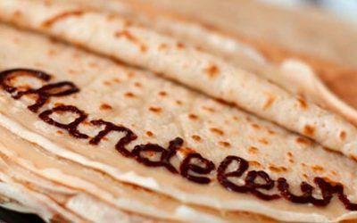 El día de las crêpes en Francia: La Chandeleur