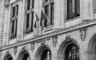 Universidad de la Sorbona: Mejor Universidad Francesa del Shanghai Ranking Consulting (2018)