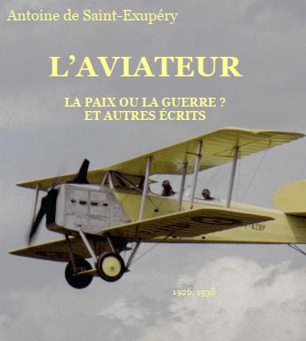 Libros en Francés: El Aviador – L'Aviateur.