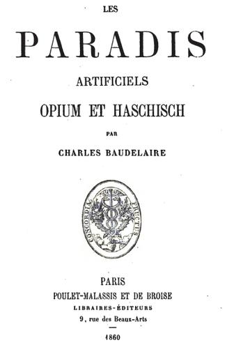 Libros en Francés: Los Paraísos artificiales – Les Paradis artificiels