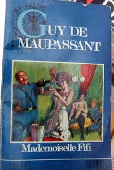 Libros en Francés: Mademoiselle Fifi – Mademoiselle Fifi
