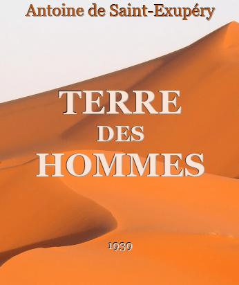 Libros en Francés: Tierra de hombres – Terre des hommes